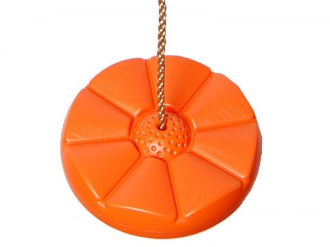 round disc swing seat on ropes swing hanger_10
